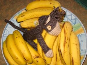 mr dangly going bananas