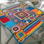 FO: Scrapsrific RainbowBlanket